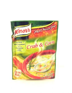 Crab & Sweetcorn Chinese Soup Mix